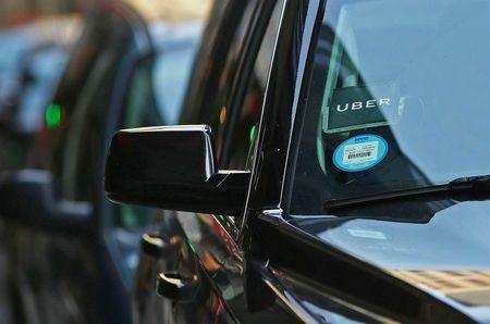 Uber nang cap them nhieu tinh nang than thien voi tai xe - Anh 1