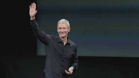 Apple se cong bo iPhone 8 vao ngay 12/9 - Anh 1