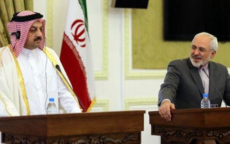 Quyet han gan voi Iran, Qatar thach thuc cac nuoc lang gieng Arab - Anh 1