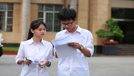 Bo GD-DT du kien phuong an thi THPT quoc gia 2018 - Anh 1
