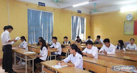 Hai phuong an to chuc bai thi to hop trong ky thi quoc gia 2018 - Anh 1