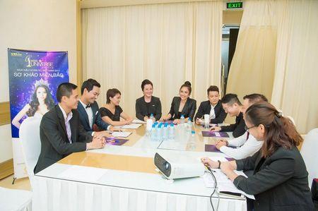 MC Phan Anh cung A hau Hoang My tim kiem Hoa hau Hoan vu Viet Nam 2017 - Anh 5