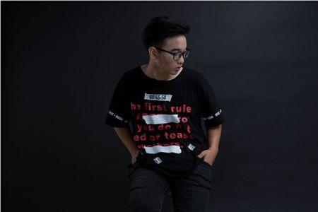 Hoang Dung Sing My Song lam MV hoat hinh cho ban hit 'Di dau de thay hoa bay' - Anh 3