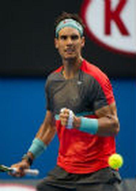 TRUC TIEP tennis Nadal - Rublev: Rafa 'huc bay' hien tuong (tu ket US Open) - Anh 1