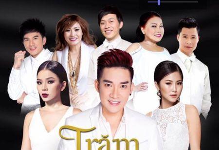 Le Quyen va Quang Ha on ngheo ke kho trong buoi hop bao live show - Anh 6