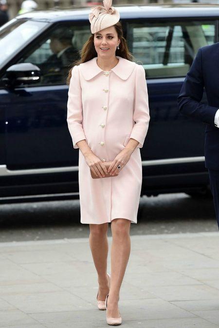 Phong cach thoi trang bau cua Cong nuong Kate Middleton - Anh 7
