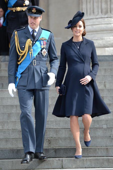 Phong cach thoi trang bau cua Cong nuong Kate Middleton - Anh 8