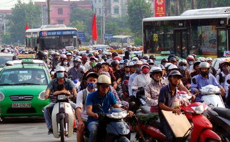 De nghi Ha Noi lam cau vuot giam un tac duong Giai Phong - Anh 1
