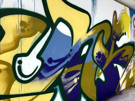 Nghe si Graffity Nhat ban 'tung hoanh' tai Ha Noi voi nhung buc tranh khong lo - Anh 7