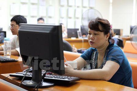 Tang 3 phien lien tiep, chi so VN-Index gan cham nguong 797 diem - Anh 1