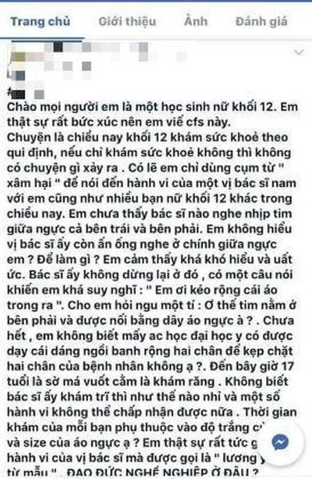 Nu sinh to bac si so nguc: Tay chua cham - Anh 2