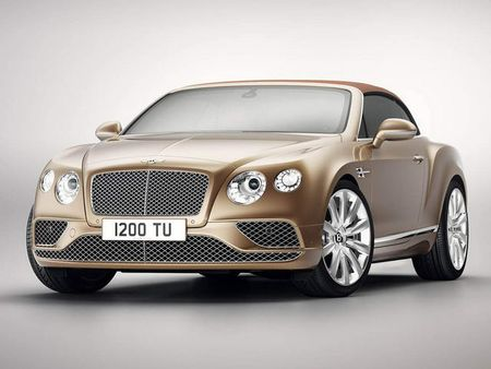 Bentley Continental GT Timeless Series: Loi chia tay - Anh 1