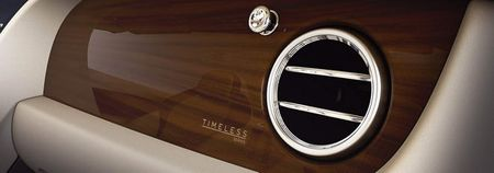 Bentley Continental GT Timeless Series: Loi chia tay - Anh 3