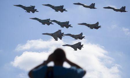 NATO tuc gian vi Nga cam xem tap tran lon nhat lich su - Anh 1