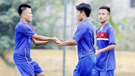 U18 Brunei vs U18 Viet Nam, 15h30 ngay 7/9: Ra quan thang loi? - Anh 1