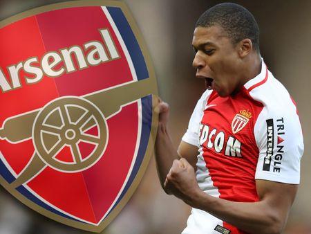 NONG: Kylian Mbappe da muon gia nhap Arsenal - Anh 1