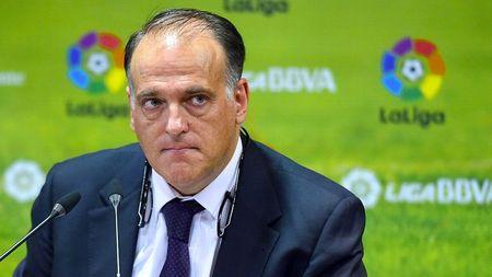 Va mieng, chu tich La Liga bi Man City kien nguoc - Anh 1
