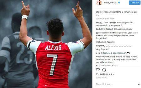 Sanchez len tieng, CDV Arsenal mung ron - Anh 1
