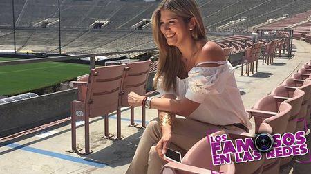 Andrea Guerrero - Nu phong vien xinh dep me James Rodriguez - Anh 6