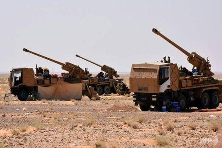 Muc kich tran dia phao danh tan phien quan IS o Deir-Ezzor - Anh 14