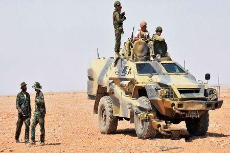 Muc kich tran dia phao danh tan phien quan IS o Deir-Ezzor - Anh 5