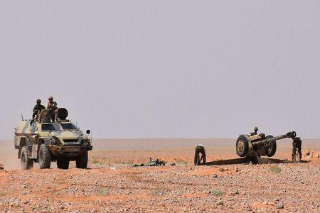 Muc kich tran dia phao danh tan phien quan IS o Deir-Ezzor - Anh 7