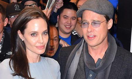Brad Pitt dang day nhanh vu ly hon Angelina Jolie - Anh 1