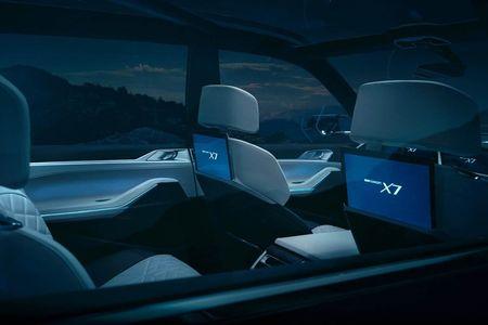 Ngam SUV hang sang BMW X7 iPerformance truoc ngay ra mat - Anh 10