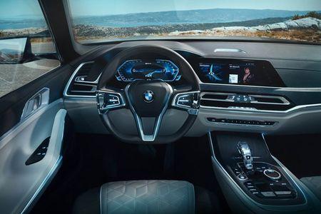 Ngam SUV hang sang BMW X7 iPerformance truoc ngay ra mat - Anh 12