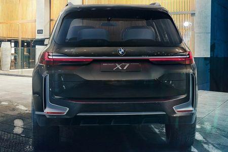 Ngam SUV hang sang BMW X7 iPerformance truoc ngay ra mat - Anh 2