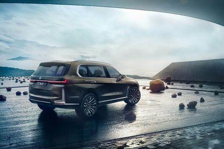 Ngam SUV hang sang BMW X7 iPerformance truoc ngay ra mat - Anh 4