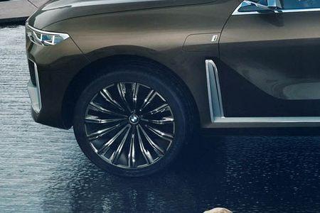 Ngam SUV hang sang BMW X7 iPerformance truoc ngay ra mat - Anh 6