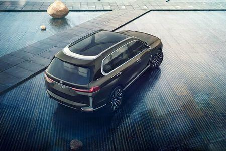 Ngam SUV hang sang BMW X7 iPerformance truoc ngay ra mat - Anh 8