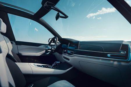 Ngam SUV hang sang BMW X7 iPerformance truoc ngay ra mat - Anh 9