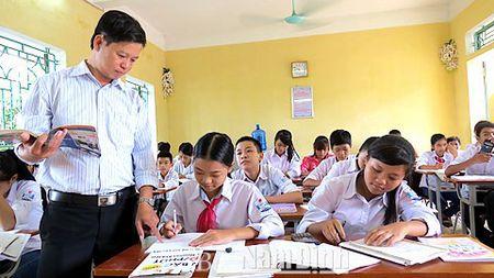 Kiem tra chuyen mon cac truong THCS, THPT nam hoc 2017-2018 - Anh 1