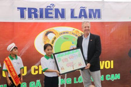 Thanh lap Khu bao ton loai va sinh canh voi dau tien tai Viet Nam - Anh 1