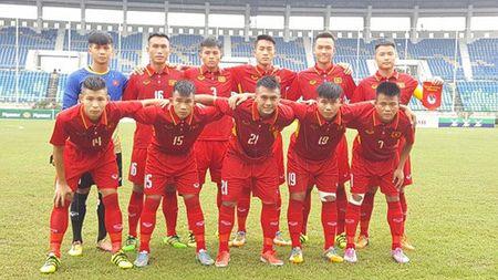 U.18 Viet Nam thang dam Brunei 8-1 tai giai Dong Nam A 2017 - Anh 2