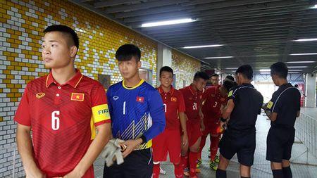 U.18 Viet Nam thang dam Brunei 8-1 tai giai Dong Nam A 2017 - Anh 3