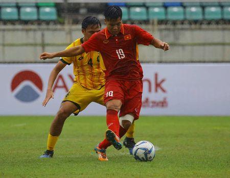 U.18 Viet Nam thang dam Brunei 8-1 tai giai Dong Nam A 2017 - Anh 5