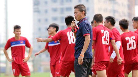 Ket qua U18 Viet Nam vs U18 Brunei: U18 Viet Nam thang 8-1 - Anh 1