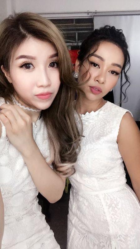 Ngac nhien khi nghe Thao Trang gia giong Uyen Linh hat 'Cam on tinh yeu' - Anh 3