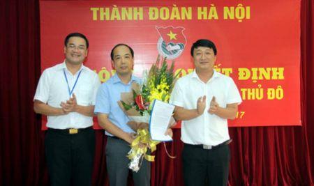 Ong Nguyen Manh Hung lam Tong bien tap Bao Tuoi tre Thu do - Anh 1