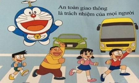 Phat dong Cuoc thi sang tac khau hieu an toan giao thong - Anh 1