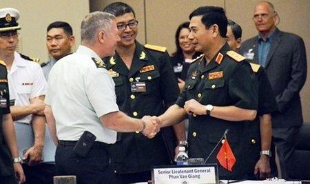Bo Tong tham muu QDND Viet Nam 72 nam luon hoan thanh xuat sac nhiem vu - Anh 1