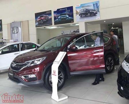 Giam gia gan 300 trieu dong, nhieu mau Honda CR-V 'chay' hang - Anh 1