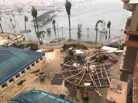 Sieu bao Irma kem gio 300 km/h pha tan nat dao Barbuda - Anh 5