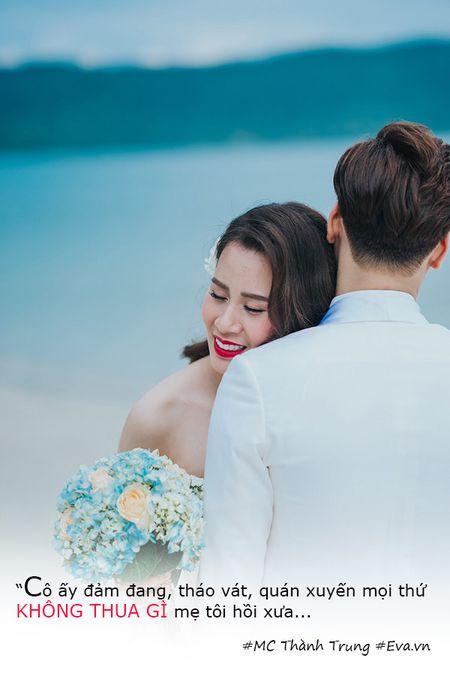 """MC Thanh Trung: """"Toi khong lay vo ve de an choi, trung dien"""" - Anh 1"""