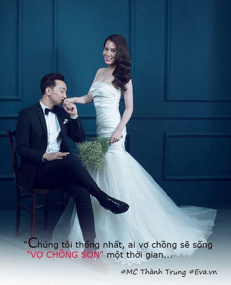 """MC Thanh Trung: """"Toi khong lay vo ve de an choi, trung dien"""" - Anh 2"""