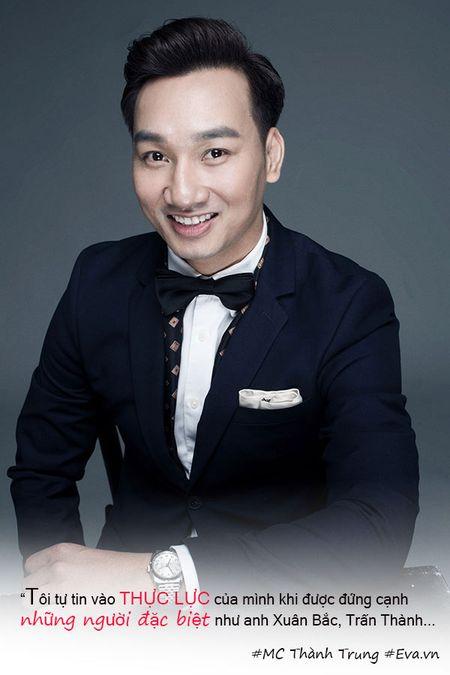 """MC Thanh Trung: """"Toi khong lay vo ve de an choi, trung dien"""" - Anh 3"""