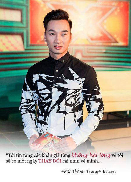 """MC Thanh Trung: """"Toi khong lay vo ve de an choi, trung dien"""" - Anh 4"""